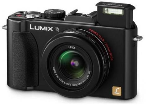Lumix LX5, bijuterie si performanta