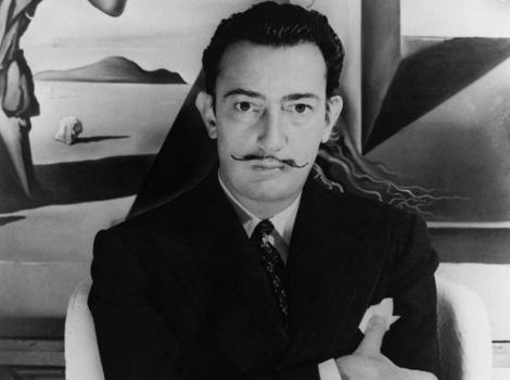 Salvator Dali are cele mai cunoscute mustati din lume. Vezi cine il urmeaza in top!