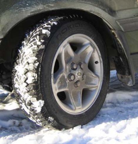 VIDEO! Goana dupa anvelopele de iarna