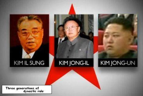 Kim Jong-Un, prezentat oficial drept numarul doi in ierarhia regimului nord-coreean