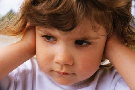 Epidemie de otita la copiii romani mai mici de 6 ani
