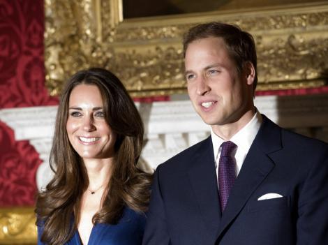 Fotografii de logodna la Buckingham