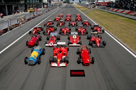 Formula 1: Din 2013, motoare turbo de 1,6 litri!