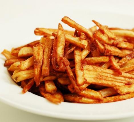 VIDEI! Reteta: cartofi prajiti frantuzesti