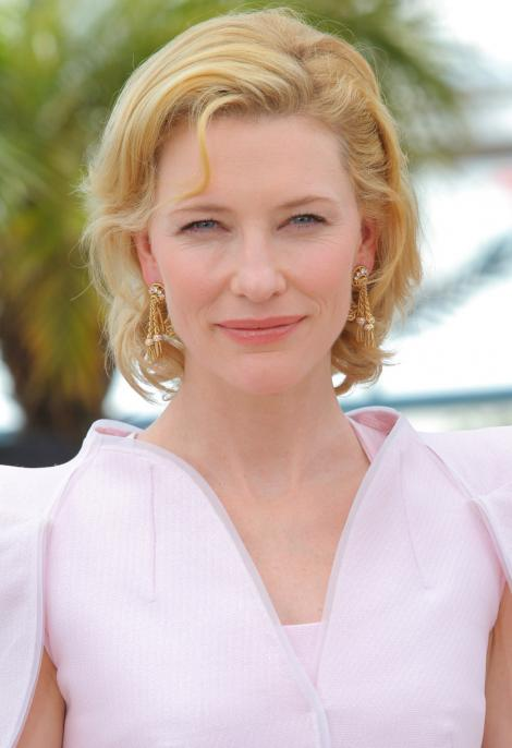 "Cate Blanchett va juca in filmul ""The Hobbit"""