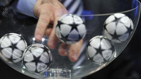 Sahtior - AS Roma in optimile LC. Vezi toate meciurile!