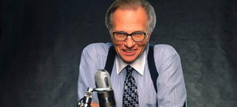 VIDEO! Ultima emisiune cu Larry King