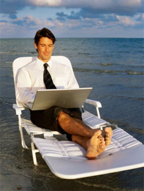 Studiu: Eficienta, departe de locul de munca