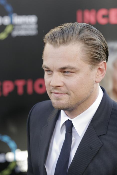 Leonardo DiCaprio, locul intai printre actorii ale caror filme au avut cele mai mari incasari in 2010