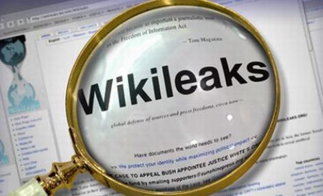 WikiLeaks, interzis francezilor. Potrivit site-ului, Sarkozy l-a facut mincinos pe ministrul georgian de Externe