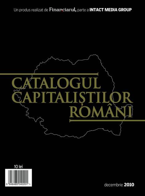 """Financiarul lanseaza """"Catalogul capitalistilor romani"""""""