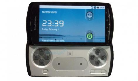 VIDEO! Vezi cum arata PlayStation Phone!