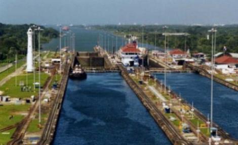 Canalul Panama, inchis temporar din cauza inundatiilor