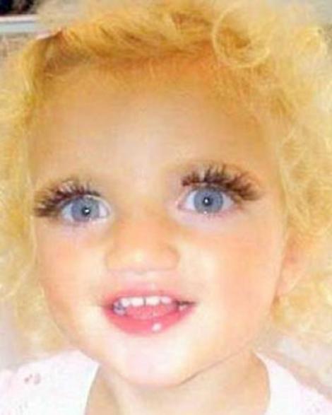 Jordan si-a desfigurat fiica