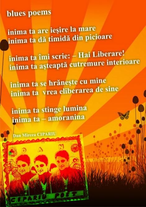 Poezie, blues si tort de Ziua Mondiala a Poeziei