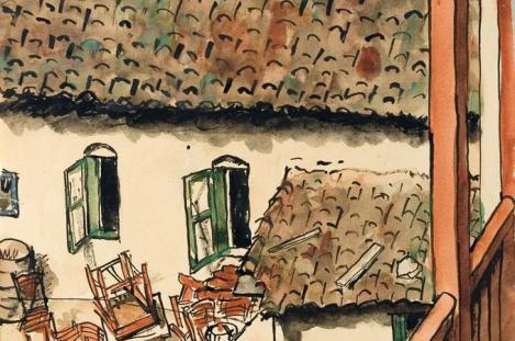 Expozitie Nicolae Tonitza la Muzeul National Cotroceni