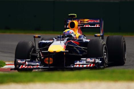 F1 2010, MP Australia // Linie Red Bull