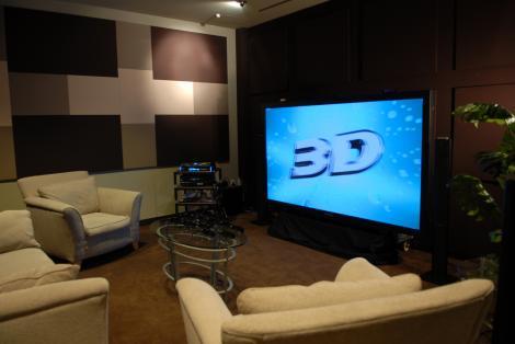Cinema 3D la tine acasa, pentru 3.000 de euro!