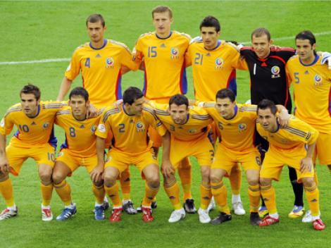 Romania, locul 36 in clasamentul FIFA-Coca Cola