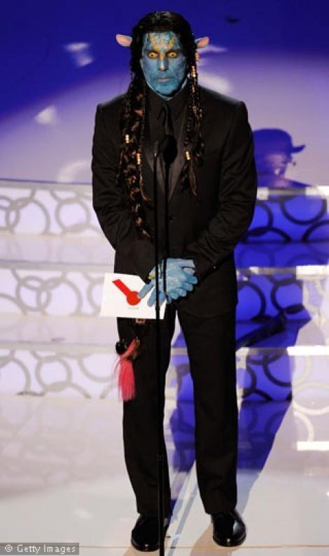 Ben Stiller s-a deghizat la Oscar