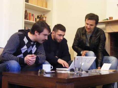 Dragos Bucur, Dorian Boguta si Alexandru Papadopol isi deschid atelier de actorie