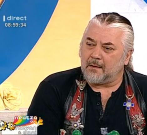 "Nicu Covaci: ""Vreau sa ma pot mandri ca sunt roman"""