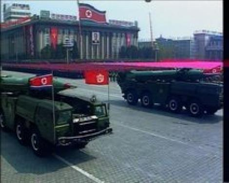 Coreea de Nord, in stare de razboi
