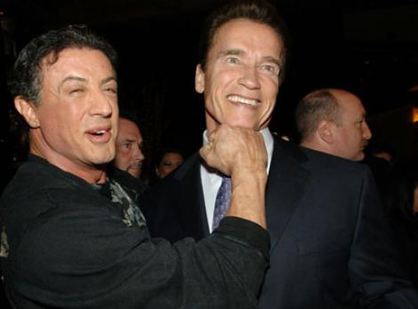 The Expendables are premiera pe 10 august