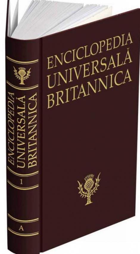 Enciclopedia Britannica, volumul 2 - De la Augustus, la Botticelli