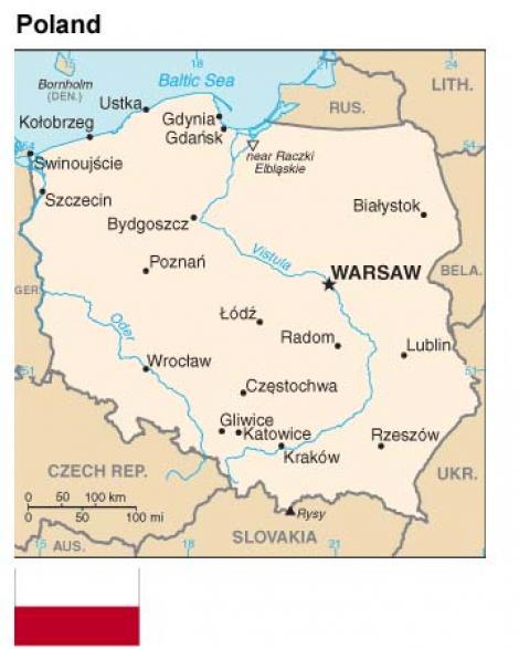 Polonia a fost decapitata: Lista oficialilor aflati la bordul avionului prabusit