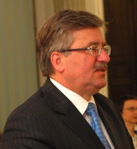 Presedintele interimar al Poloniei, fiul unui fost ambasador polonez in Romania
