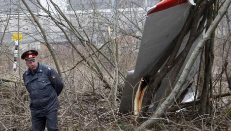 Si totusi, cine e de vina in accidentul aviatic de la Smolensk?