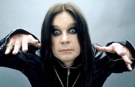 Ozzy Osbourne, in Romania!