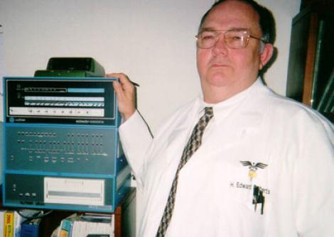 Parintele PC-ului, Henry Edward Roberts, a decedat la varsta de 68 de ani