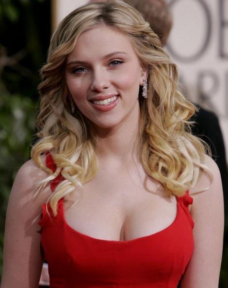 """Scarlett Johansson: """"Viata de femeie maritata este foarte tihnita"""""""