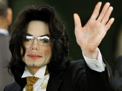 Michael Jackson, omagiat la circ