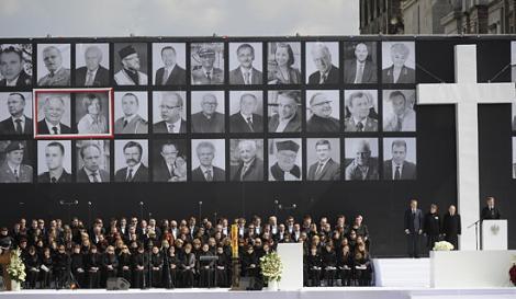 Polonia de dupa inmormintarea presedintelui Lech Kaczyński