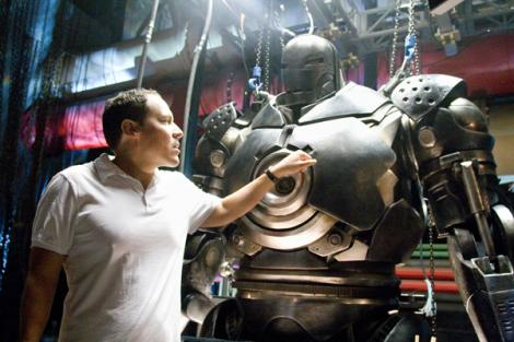 Iron Man 2 premiera in Los Angeles