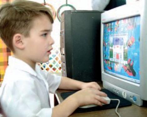 Combate tendinta de sedentarism a copilului