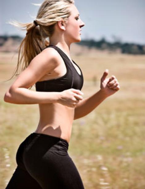 Sportul - o cale pentru a te lasa de fumat