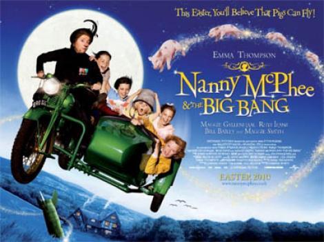 Nanny McPhee - nu o vrei dar ai nevoie de ea!