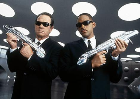 Si Men in Black 3 se inscrie in seria filmelor 3D