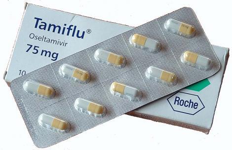 Tamiflu - daunator pentru copii!