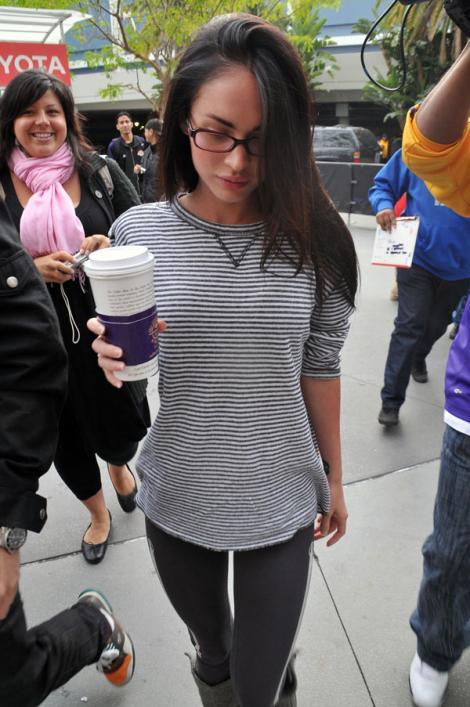 Megan Fox, nemachiata