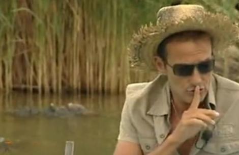 La pescuit cu Radu Mazare