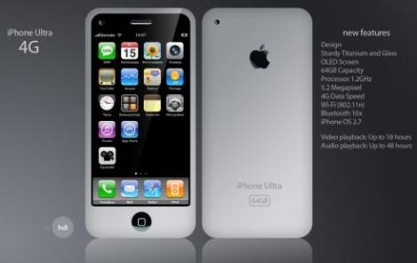 "iPhone 4G, ""descoperit"" din greseala"