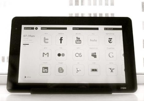 Fusion Garage JooJoo - un mic rival iPad