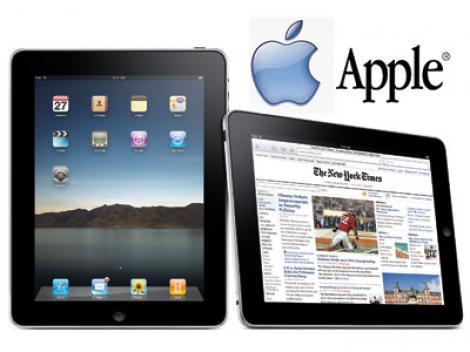 NEBUNIE: Tableta iPad s-a lansat azi pe plan mondial