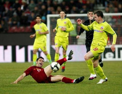 Federatia Romana de Fotbal a omologat clasamentul Ligii I, sezonul 2009-2010