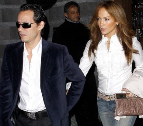 Jennifer Lopez si Marc Anthony se casatoresc din nou